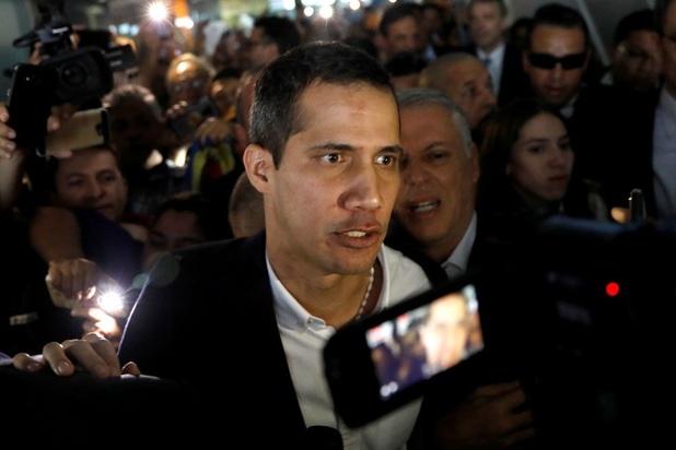 Venezuela: L'Assemblée constituante lève l'immunité de Juan Guaido