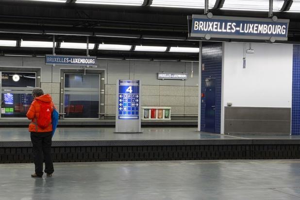 Circulation des trains limitée mercredi matin, les réparations toujours en cours