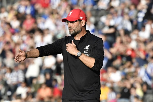 Klopp, Guardiola et Tite mènent la liste des candidats au titre de Coach de l'année