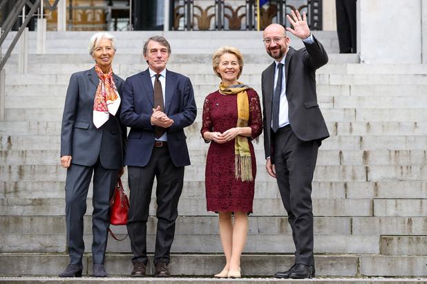 Charles Michel wil een groene revolutie: 'Het wordt een vredesverdrag met de natuur'