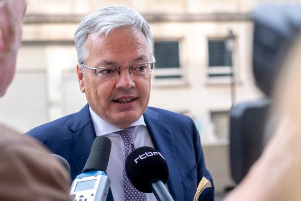 'België hoeft zich echt niet te schamen voor Reynders'