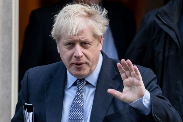 'De gevangenis: er bestaat dus toch iets waar Johnson voor terugdeinst'