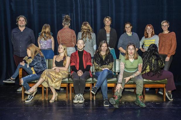 La Folia brengt komedie met kwetsbare jongeren in Roeselare