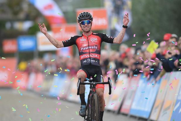Eli Iserbyt triomfeert in Kruibeke