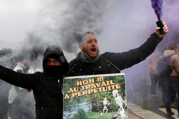 France: nouvelle manifestation nationale contre la réforme des retraites