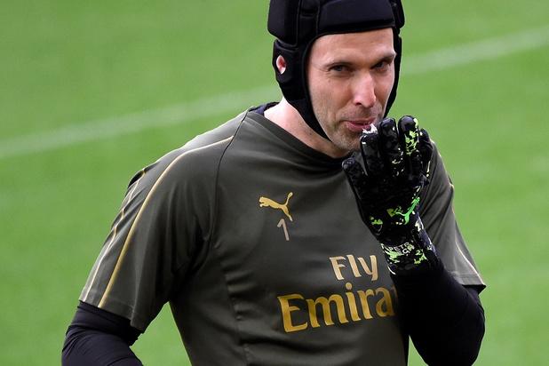 Petr Cech, un sale tour à Chelsea et puis s'en va ?