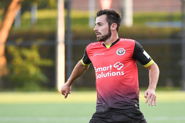 Mandel United blijft op 2-2 gelijkspel steken tegen KFC Merelbeke