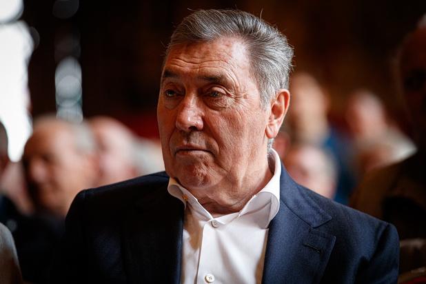 Tour de France: Eddy Merckx, une légende à domicile