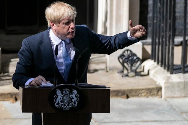 """Boris Johnson: les termes de l'accord de divorce avec l'UE sont """"inacceptables"""""""