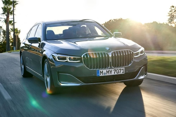 BMW 7 Reeks maakt kiezen overbodig
