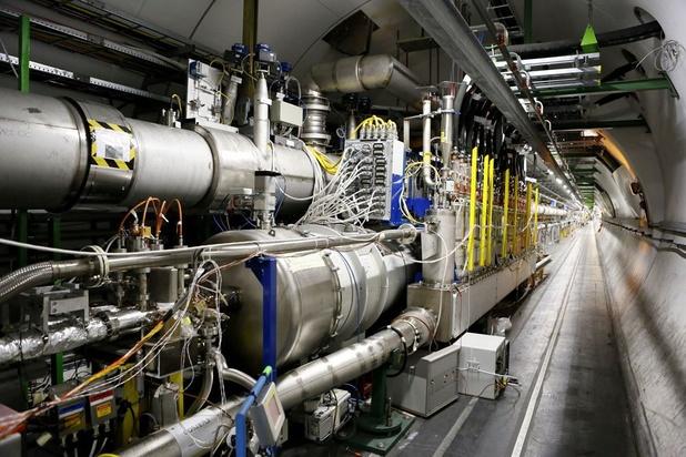 Le CERN entend construire un accélérateur de particules de 100 km