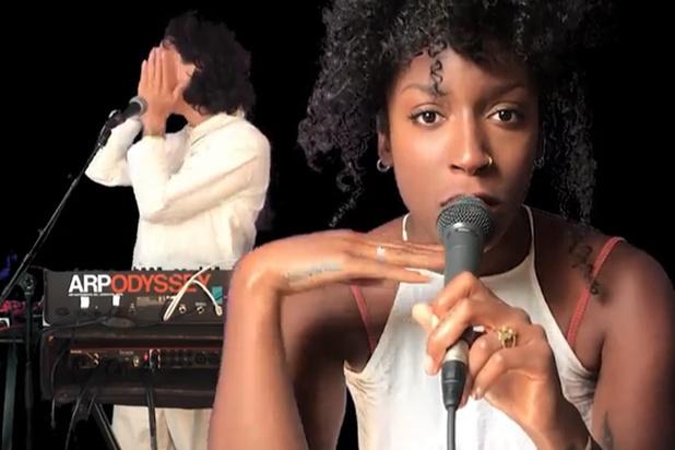 Herbekijk de sessie van Charlotte Adigéry op het Focus Music Festival