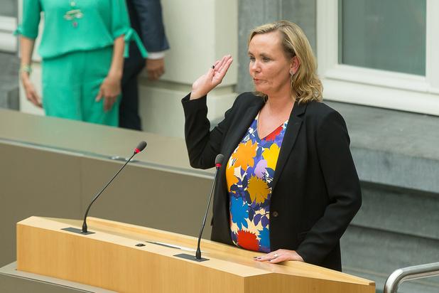 La ministre flamande Liesbeth Homans (N-VA) devra passer la nuit à l'hôpital