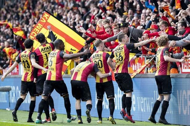 Onderzoek matchfixing: Bondsparket eist degradatie voor KV Mechelen en Waasland-Beveren