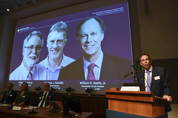 Nobelprijs Geneeskunde gaat naar twee Amerikanen en Brit