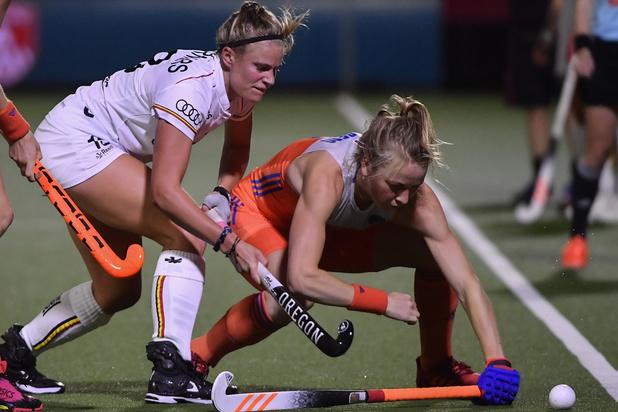 Les Red Panthers créent l'exploit et arrachent le nul 1-1 face aux Pays-Bas