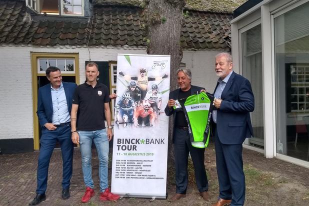 Binckbank Tour tevreden met deelnemersveld en eren Lambrecht