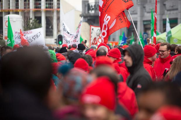 Na veroordeling Antwerpse vakbondsman: 'Verharding tegen syndicale acties'