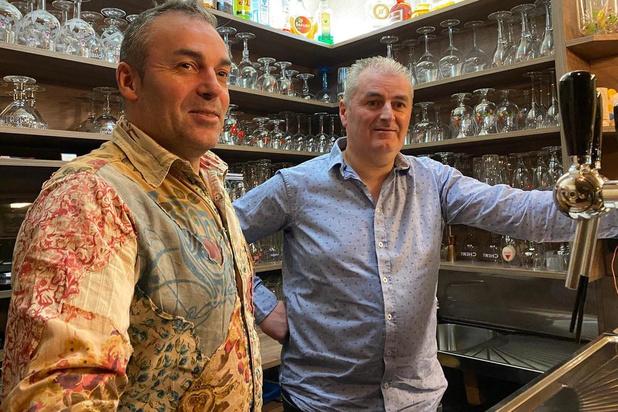 Kurt en Freddy Stael tien jaar actief in Den Ouden Toren