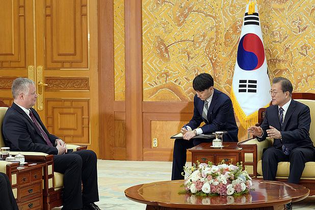 Le négociateur américain rejette tout ultimatum nord-coréen