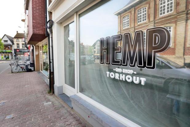 Succes van West-Vlaamse 'cannabiswinkels' nu alweer uitgedoofd