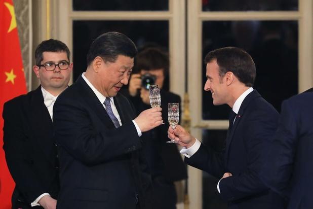"""La politique chinoise appelle une """"réponse coordonnée"""" de l'UE"""