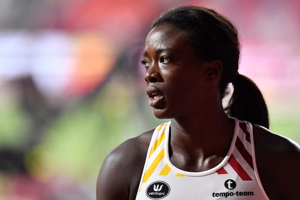 Mondiaux d'athlétisme: Anne Zagré en demi-finales du 100 m haies