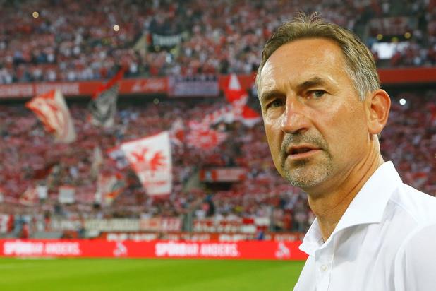 FC Keulen zet coach Beierlorzer aan de deur
