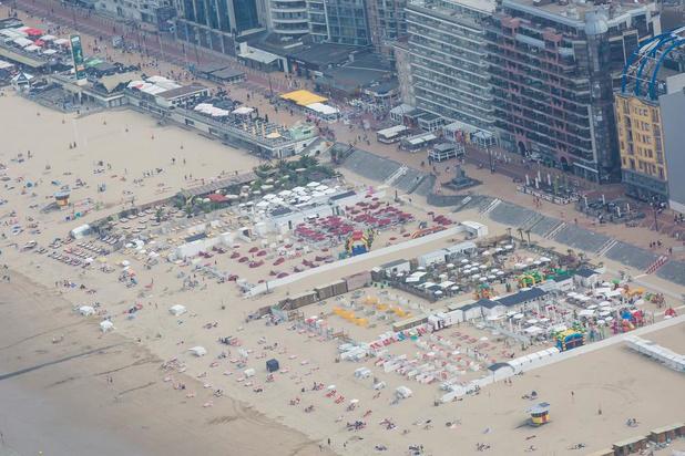 Bom onder Blankenbergse strandbars: gerecht onderzoekt mogelijke prijsafspraken