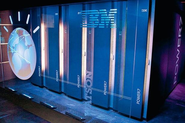 IBM rompt avec la tendance baissière