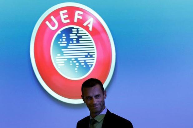 """La Super League est """"un crachat au visage de tous les amoureux du football"""" (UEFA)"""