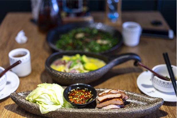 La gastronomie thaï décroche deux étoiles au Michelin, une première