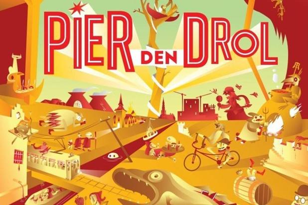 La Brasserie de la Senne lance la Pier Den Drol, bière hommage à Bruegel, aux accents médiévaux