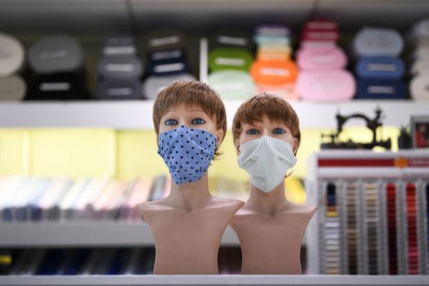 ACV wil mondmaskers verplichten in winkel