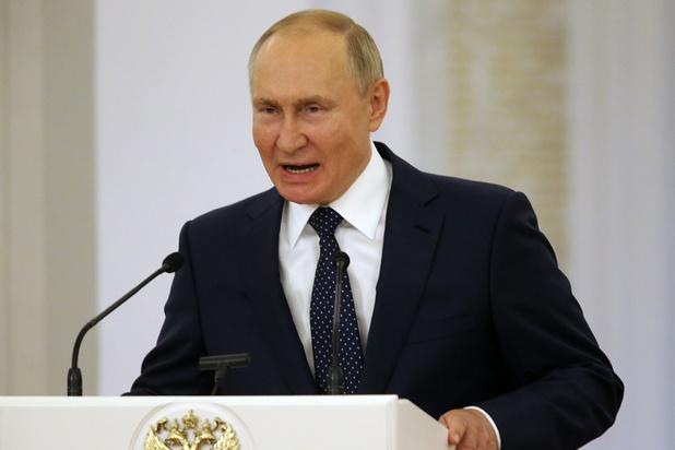 """Pour le Kremlin, la crise du gaz en Europe """"n'a rien à voir"""" avec la Russie"""
