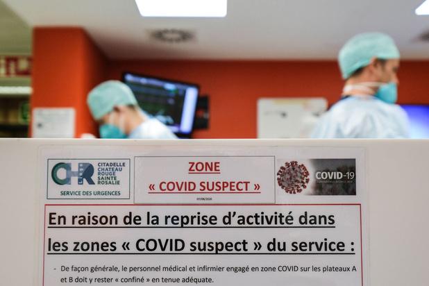 Waarom Luik zo hard getroffen is door het coronavirus