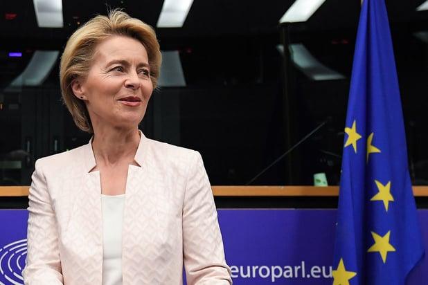 Ursula von der Leyen présentera mardi la nouvelle Commission européenne