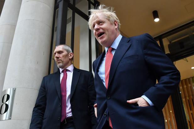 Echtelijke ruzie zorgt voor eerste deuk in campagne Boris Johnson