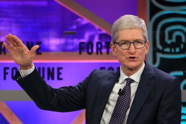 Apple-topman Tim Cook spreekt zich uit over racisme