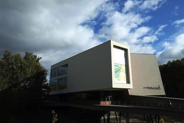 Le musée Hergé rouvre le 22 mai