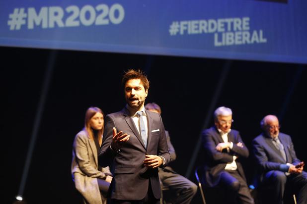 """Bouchez: """"La Belgique, premier pays au monde à faire circuler les voitures autonomes"""""""