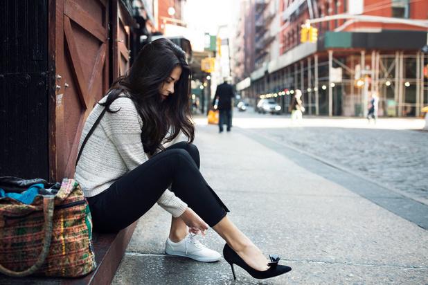 'Dankzij schoenen kunnen we de hele wereld aan, maar zonder zijn we kwetsbaar'