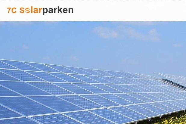 7C Solarparken finance son plan stratégique