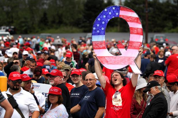 Twitter supprime 70.000 comptes liés à la mouvance pro-Trump QAnon
