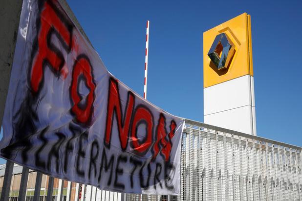 Cure d'austérité chez Renault avec 15.000 suppressions d'emploi dans le monde