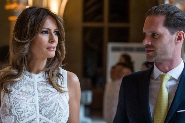 """Six """"First Gentlemen"""" aux portes de la Maison Blanche"""