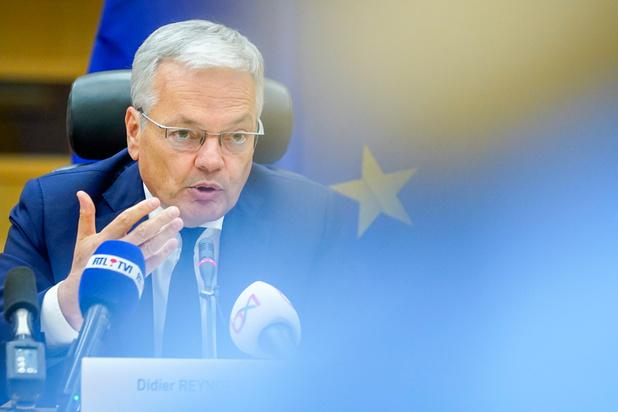 Na voordracht Reynders: MR wacht op Elio Di Rupo om huis op orde te stellen