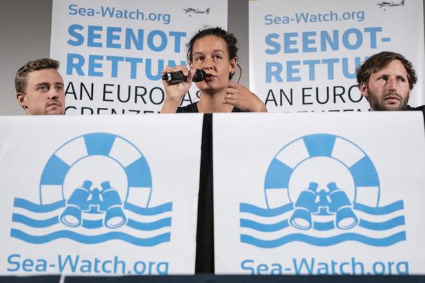 Migrants : Sea-Watch déterminé à poursuivre ses opérations en mer