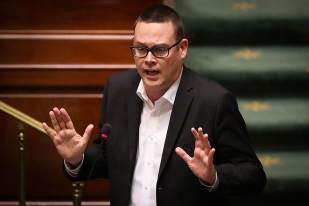 Raoul Hedebouw (PVDA): 'Als we extreemrechts willen verslaan, dan moeten we weer linkse taal durven spreken'