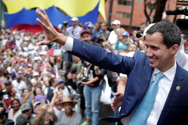Volgende week in Oslo eerste gesprek tussen vertegenwoordigers van Maduro en Guaido